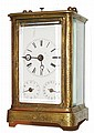 France, Franche - Comte region carriage clock, 8