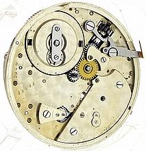 Tiffany & Co., New York, NY, triple signed man's pocket watch, 19 jewels, stem wind, lever set, cotes de Geneve decorated nickel bar movement, with moustache lever escapement with cut bimetallic balance, in an 18 karat, rose gold, engraved hunting