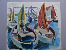 Möller - Segelschiffe