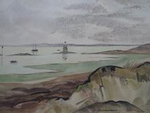 Brockmann - Seezeichen am Strand