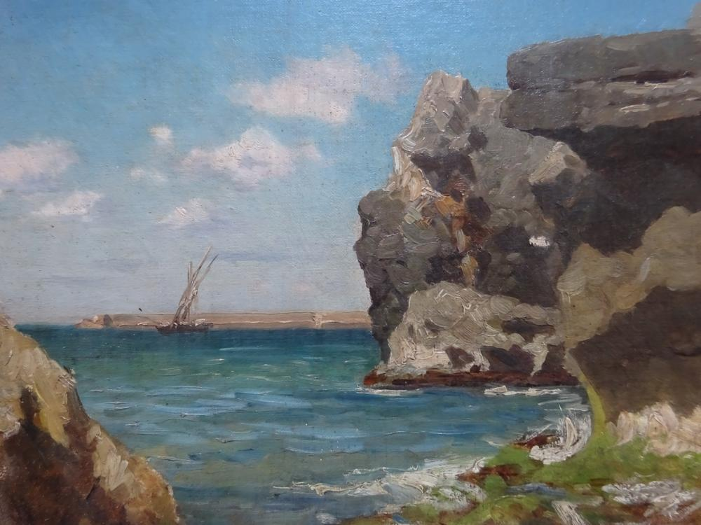 Berninger - Küstenlandschaft