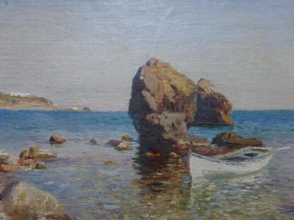 Kornijenko - Küstenlandschaft Krim
