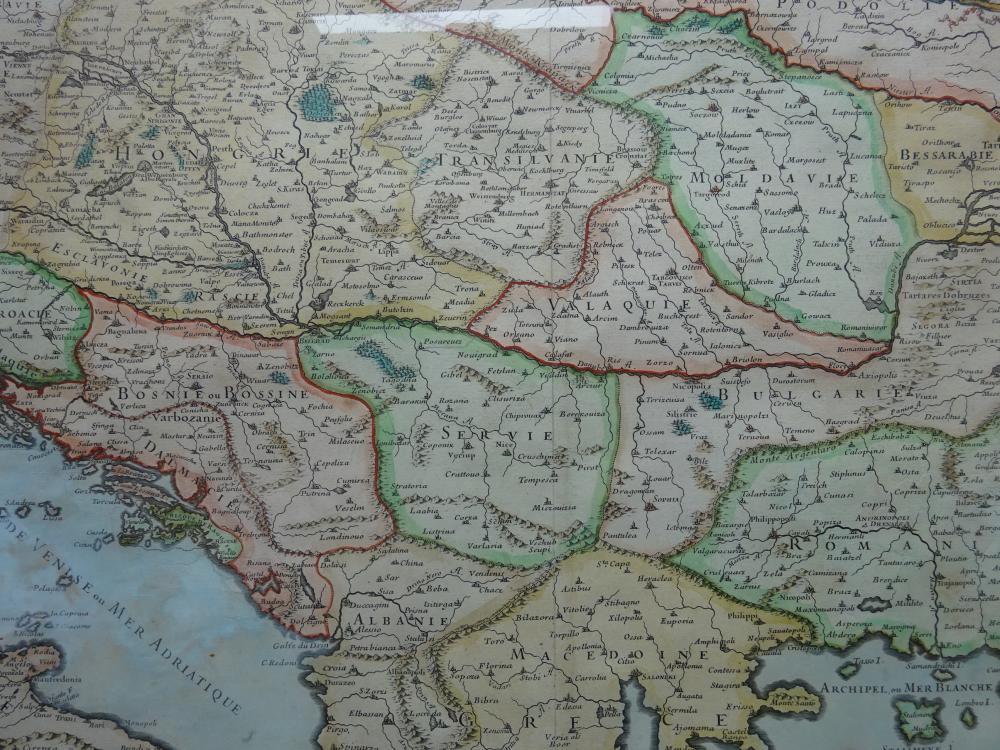Jaillot - Royaume de Hongrie