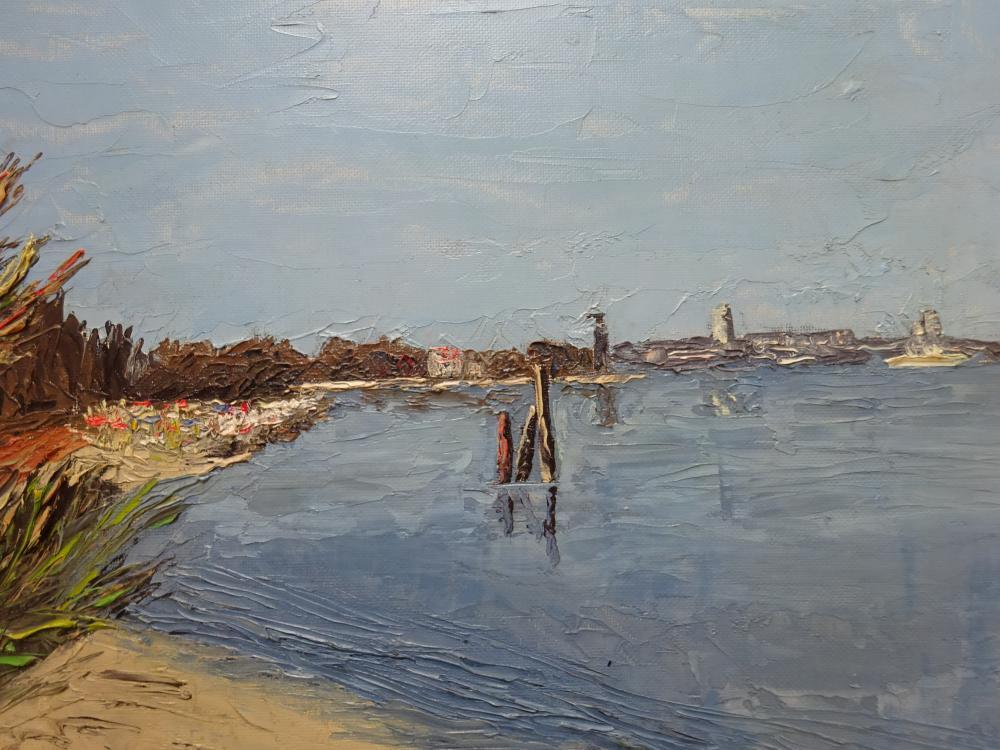 Schmidt - Strand bei Möltenort