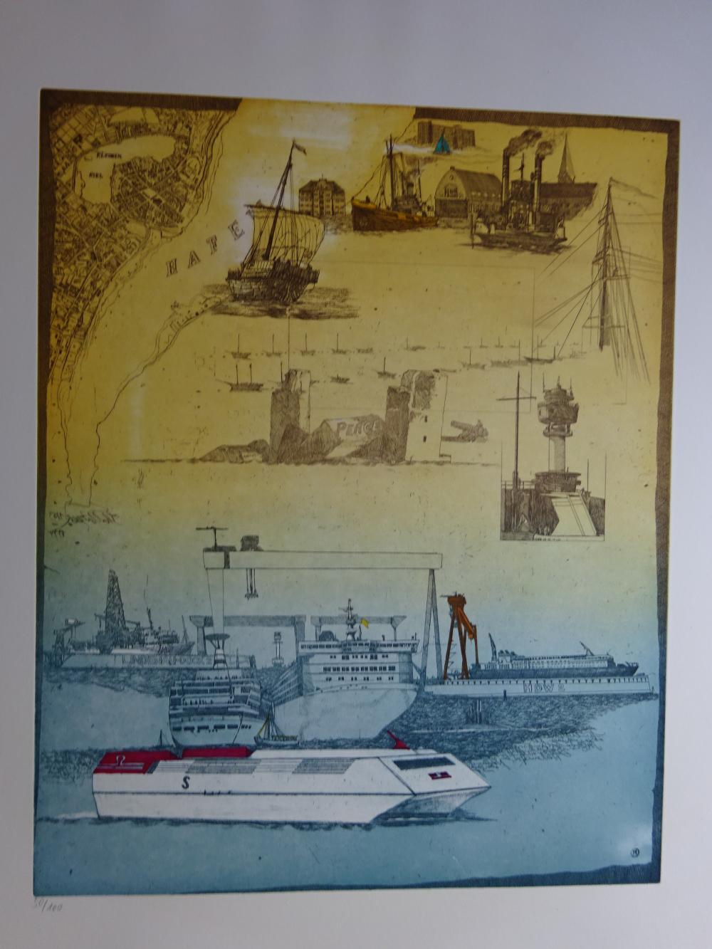 Schneider - Mappe Kiel