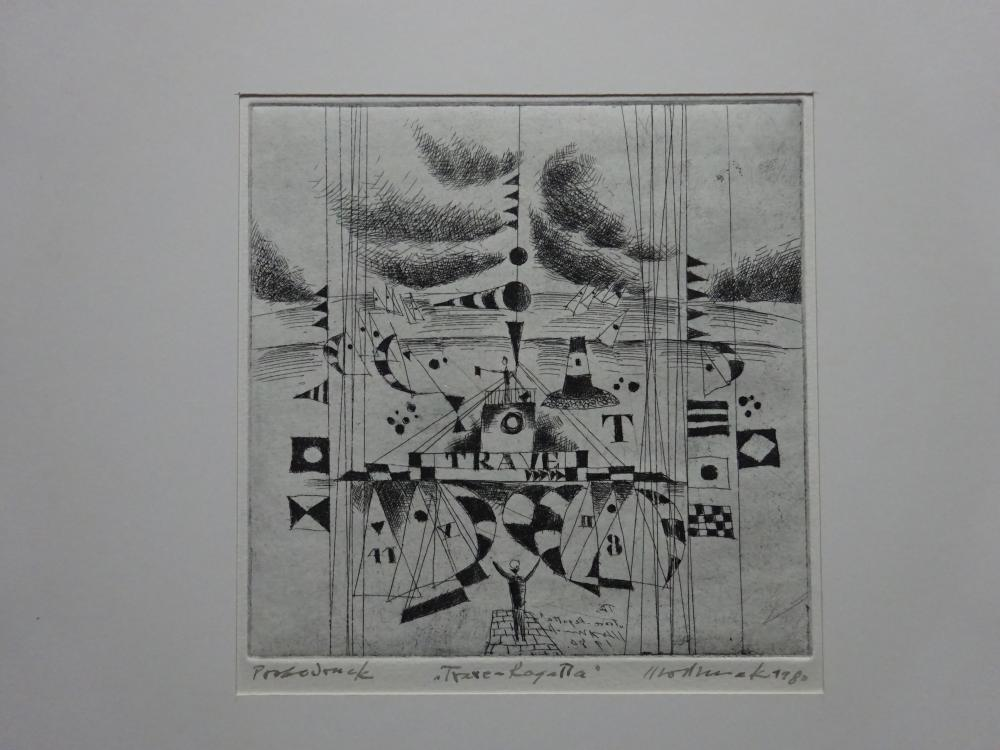 Mappe Kunst Nord- und Ostsee 2 Bde.