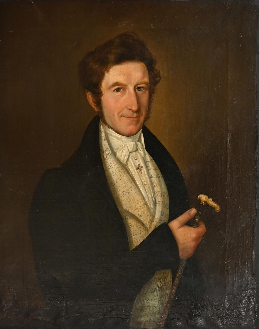 Porträt Robert Field Stockton