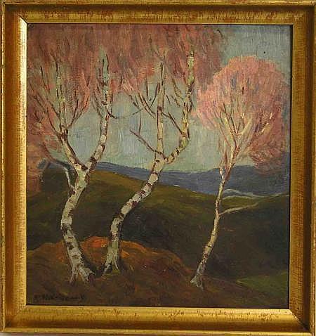 Nikodem, Arthur (1870 - 1940), österreichischer
