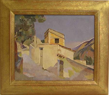 Mangin, Charles (1892 - 1977):