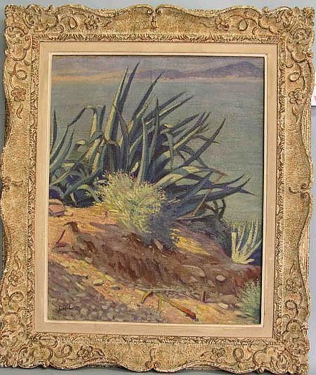 Jossot, Abdou'l-Karim (Henri) (geb. 1866 in Dijou,