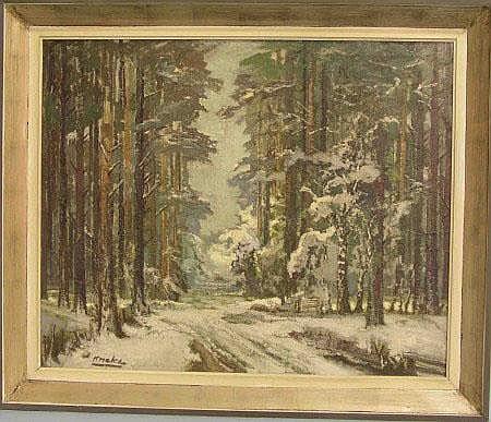 Knoke, Albert (dtsch. Maler, geb. 1896 in