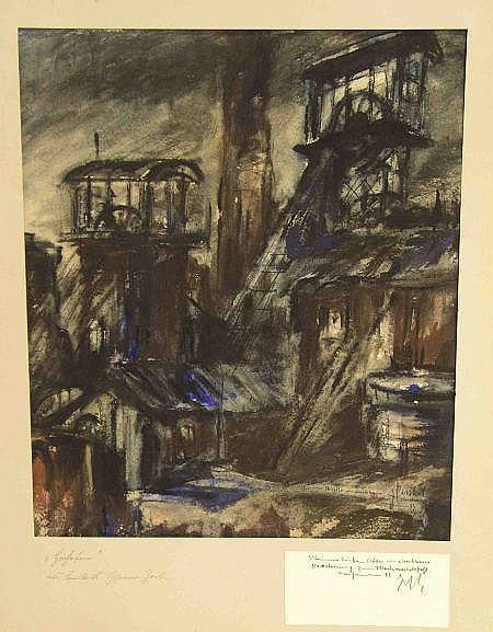 Benkert, Josef Albert (Kulmbach 1900 - 1960