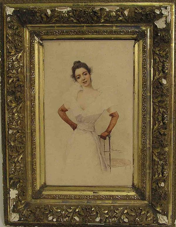 Saporetti, Edgardo (Bagnacavallo 1865 - 1909