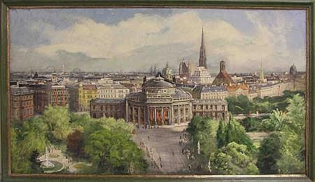 Pötsch, Igo, steir. Bildnis- und Landschaftsmaler