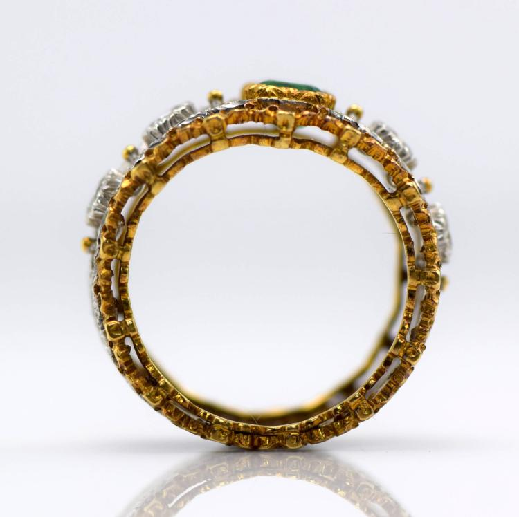 Buccellati Rings At Auction