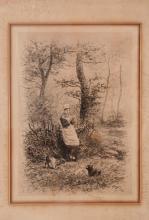EDMOND ADOLPHE RUDAUX (FRANCE, 1840-1908)