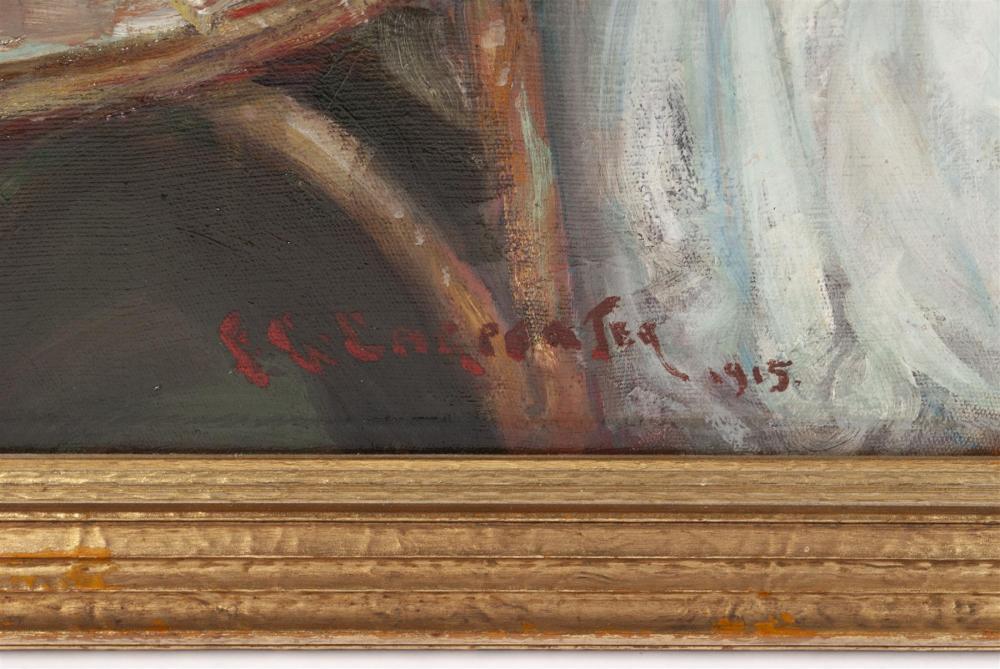 FRED GREENE CARPENTER (AMERICAN, 1882-1965)
