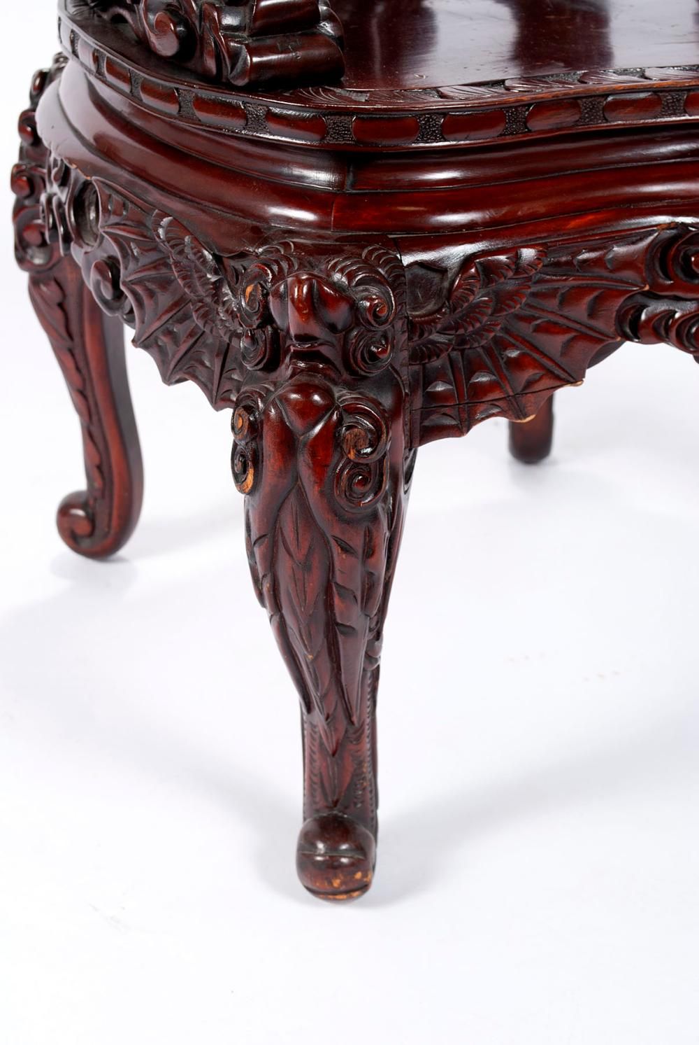 CHINESE ANCESTRAL ARMCHAIR
