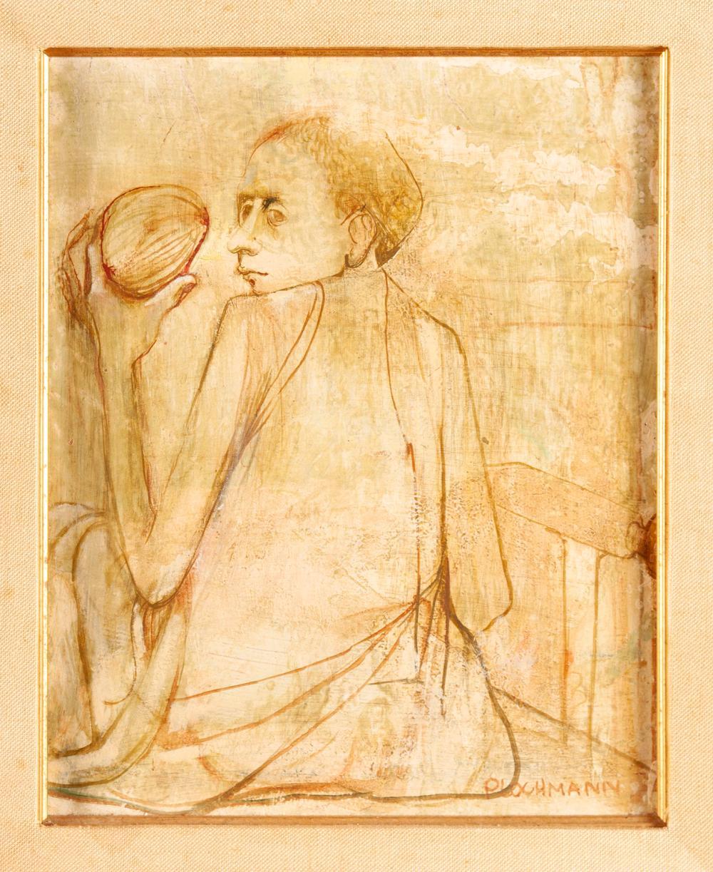 CAROLYN PLOCHMANN (AMERICAN B. 1926)