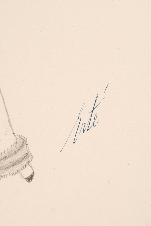 ERTE (ROMAIN DE TIRTOFF) (RUSSIAN, 1892-1990)