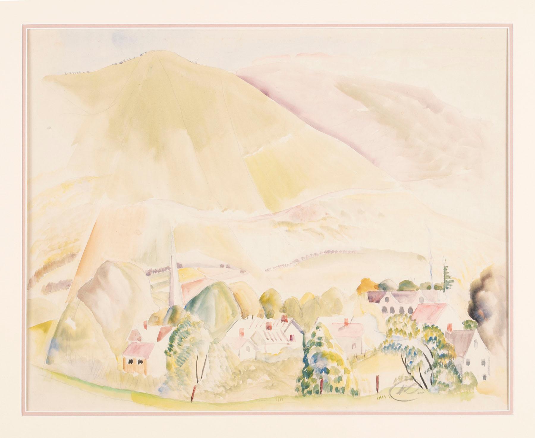 HAYLEY LEVER (AUSTRALIAN/AMERICAN, 1876-1958)