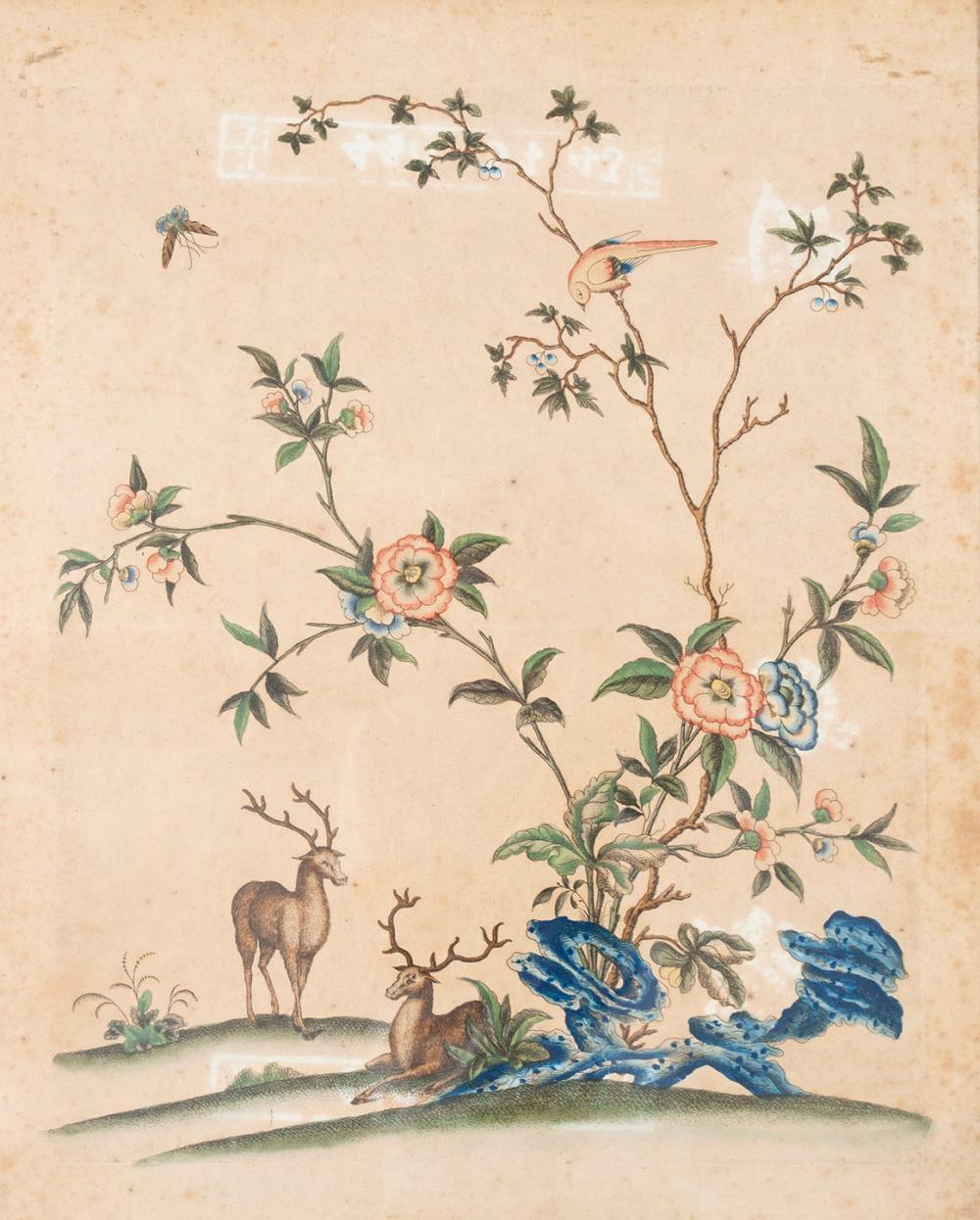 PAIRING OF 18TH CENTURY ENGRAVINGS