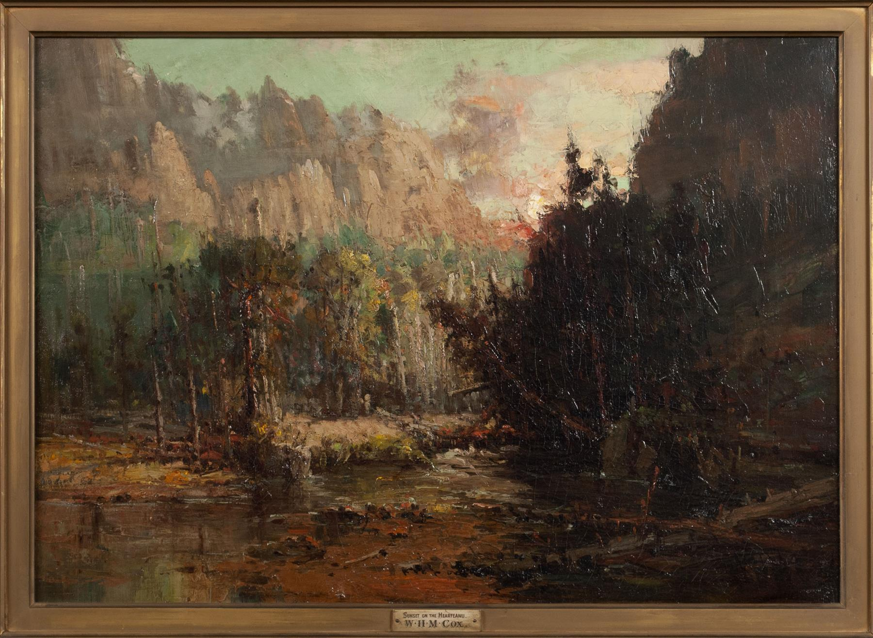 W. H. M. COX (AMERICAN, 1909-)