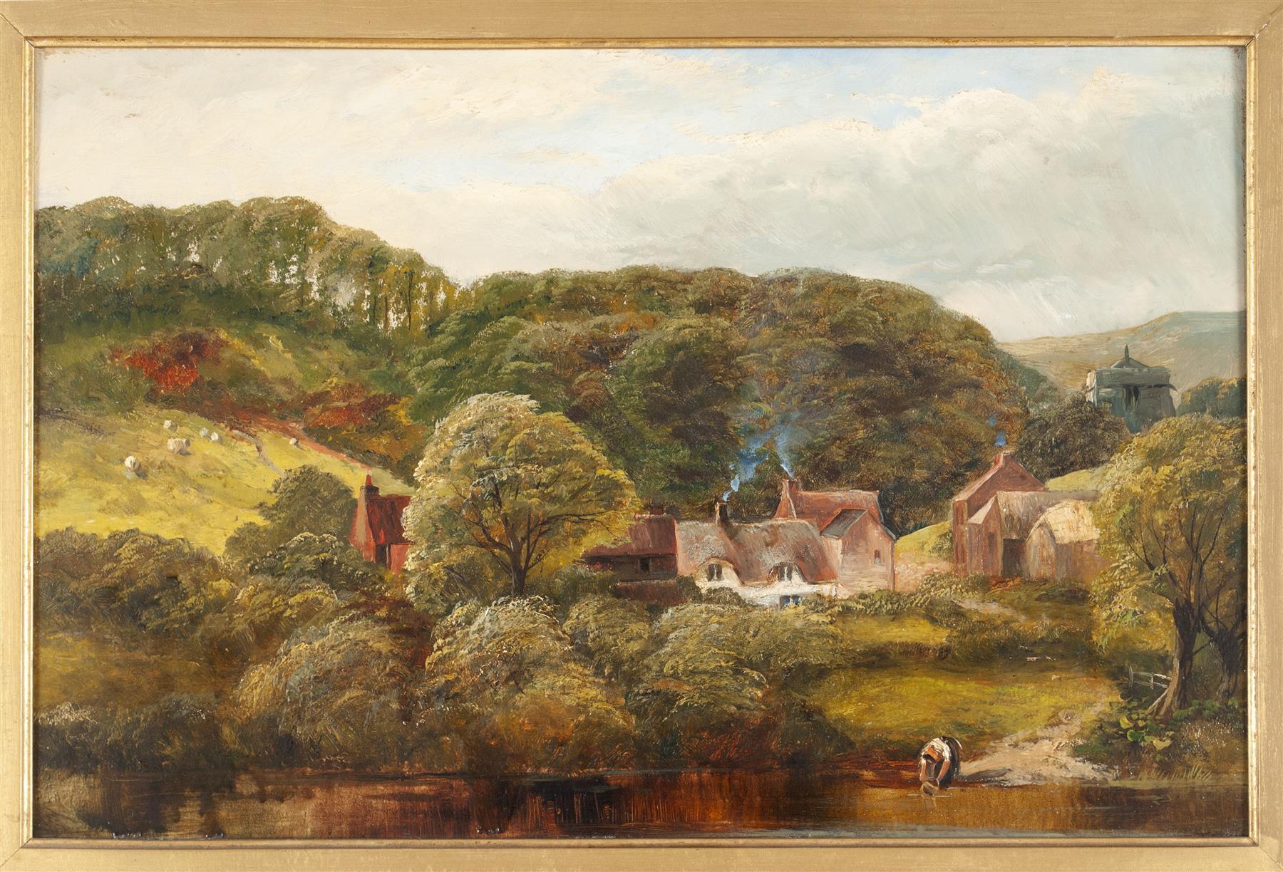 THOMAS HENRY THOMAS (ENGLISH, 1839-1915)