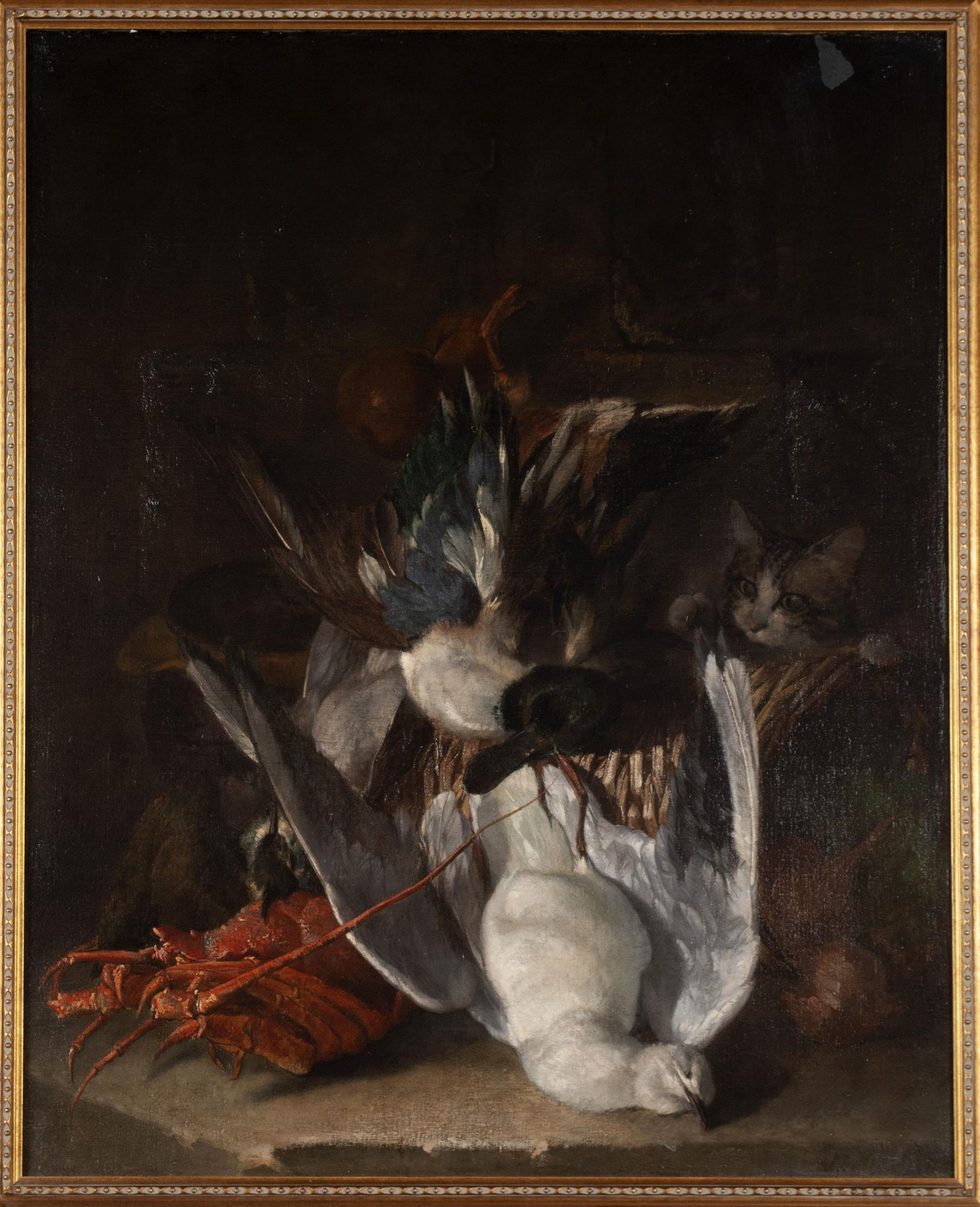 STILL LIFE IN THE MANNER OF STEPHEN ELMER (ENGLISH, 1717-1796)