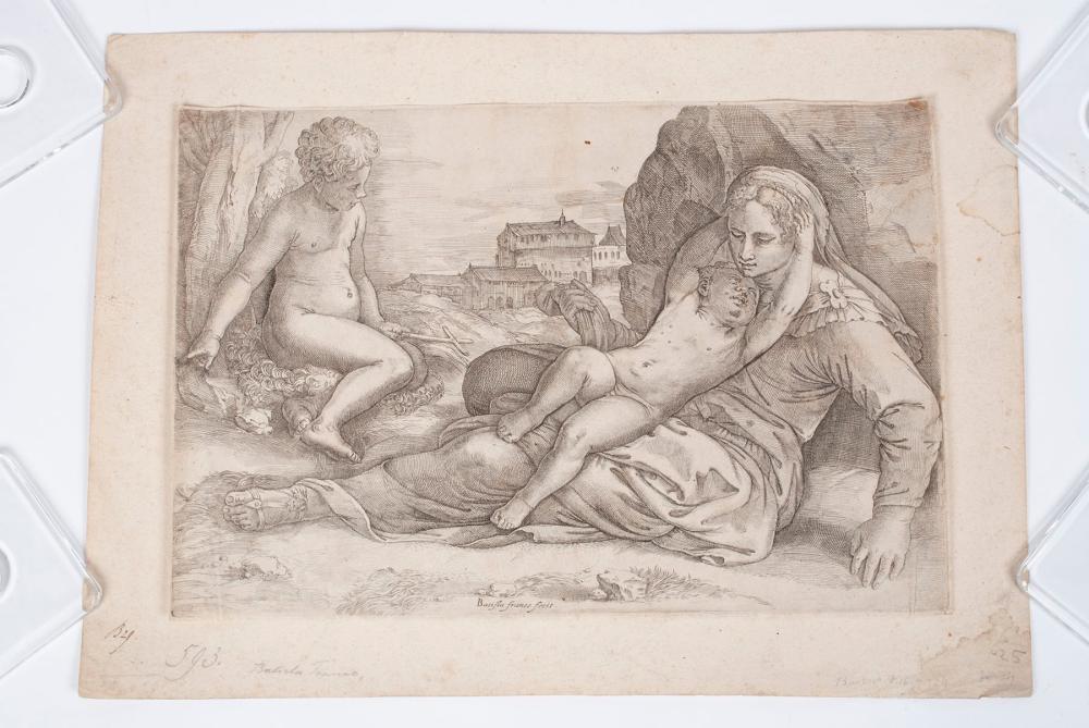 GIOVANNI BATISTA FRANCO (ITALIAN, 16TH CENTURY)