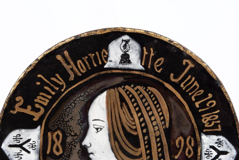 MARRIAGE PLATE OF SIR HENRY HARDINGE SAMUEL CUNYNGHAME AND EMILY HARRIETTE