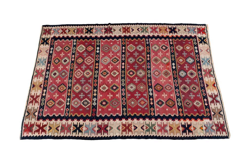 TURKISH FLATWEAVE CARPET