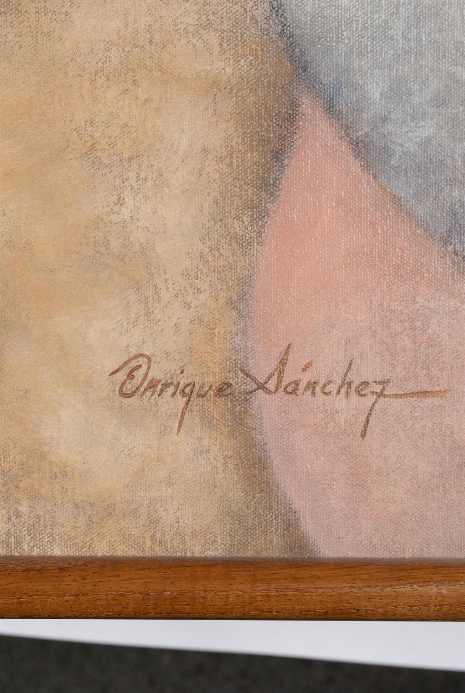 ENRIQUE SANCHEZ (MEXICO, 1940-)