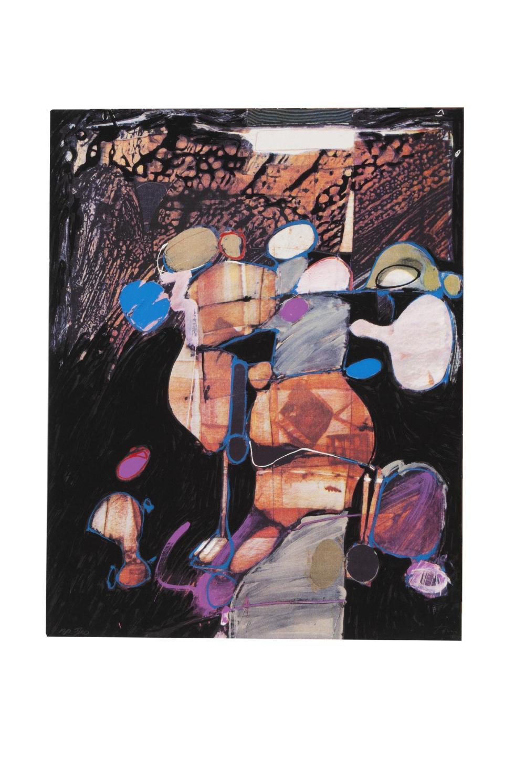 ERNEST TINO TROVA (AMERICAN, 1927-2009)
