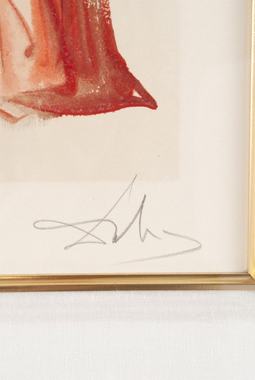SALVADOR DALI (SPANISH, 1904-1989) ENGRAVINGS