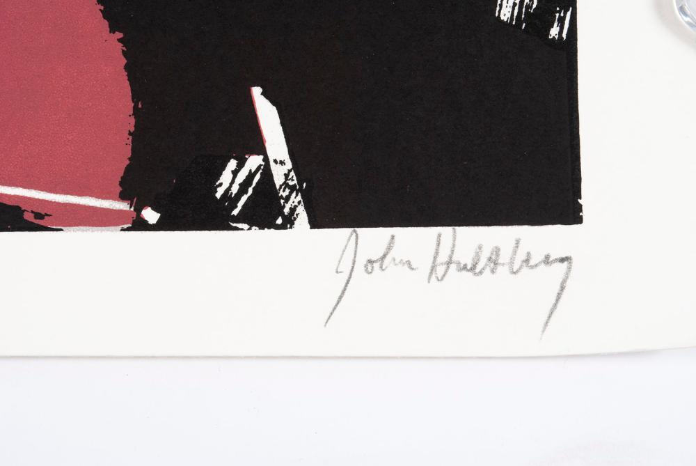 JOHN PHILLIP HULTBERG (AMERICAN, 1922-2005)