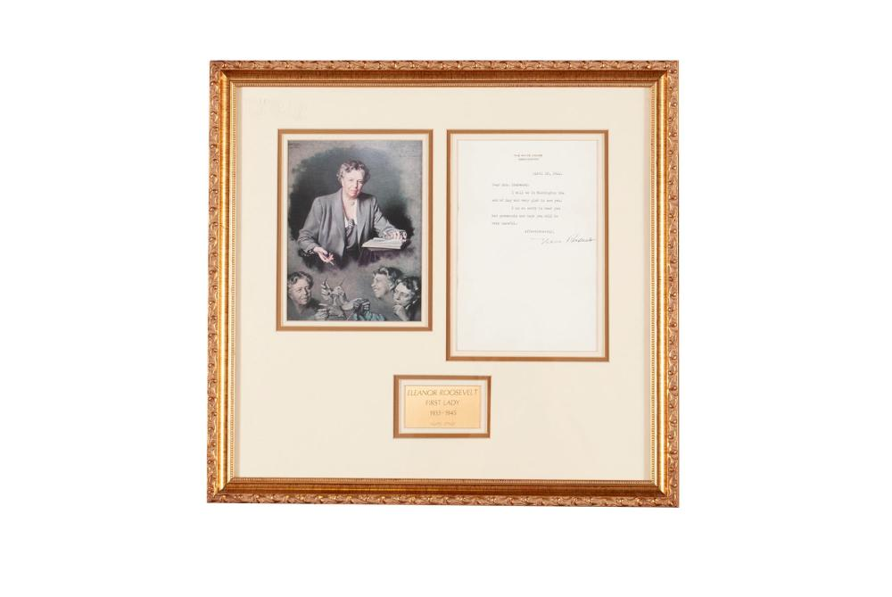 FIRST LADIES OF THE UNITED STATES SIGNATURE COLLECTION