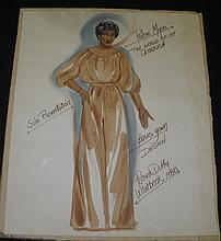 Theater Gown Design Patrick Duffy Whitbeck