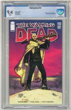 CBCS 9.4 Walking Dead #10 2004