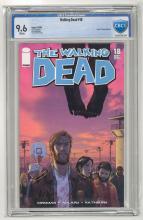 CBCS 9.6 Walking Dead #18 2005