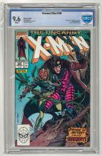 CBCS 9.6 Uncanny X-men #266 1990