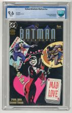 CBCS 9.6 Batman Adventures: Mad Love #nn 1994