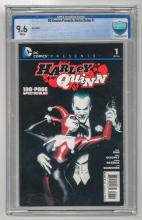CBCS 9.6 DC Comics Presents: Harley Quinn #1 2014