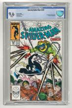 CBCS 9.6 Amazing Spider-Man #299 1988