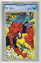 CBCS 9.4 Amazing Spider-Man #345 1991