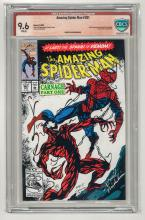 CBCS 9.6 Amazing Spider-Man #361 1992