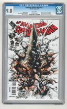 CGC 9.8 Amazing Spider-Man #617 2010