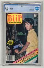 CBCS 9.0 Blip #1 1983