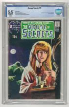 CBCS 5.5 House of Secrets #92 1971