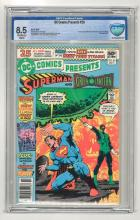 CBCS 8.5 DC Comics Presents #26 1980